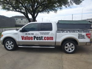 Houston Fleet Wrap - Quality Fleet Vehicle Wrap