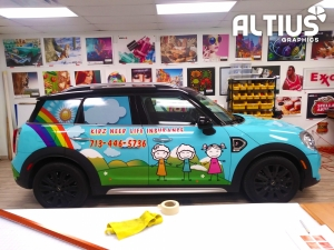 custom car graphics