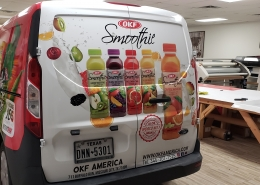 van wrap van graphics
