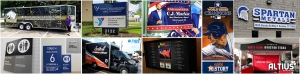 custom business signs and car wraps