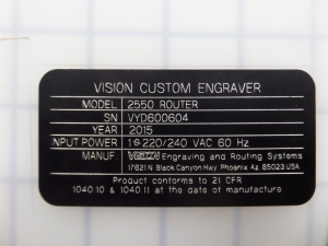 custom engraved tags