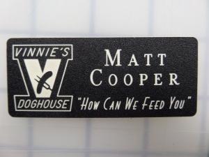custom engraved tags