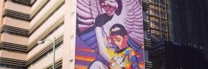 wall murals houston