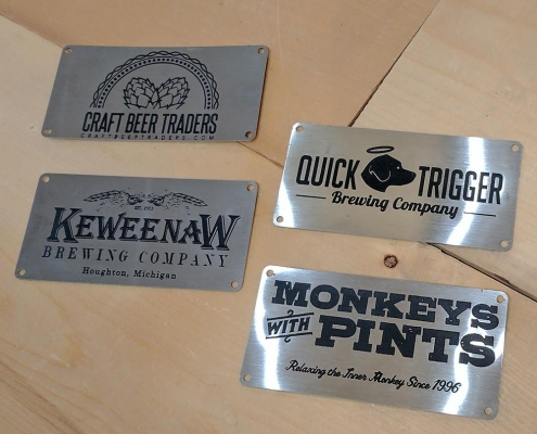 custom engraved signs
