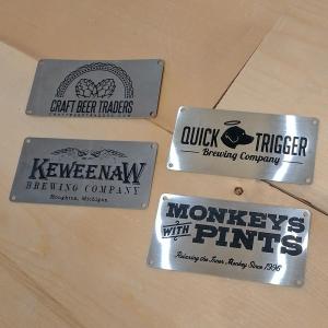 custom tag engravings