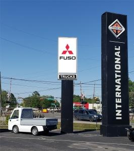 pylon signs