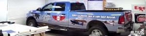 truck wrap pickup wrap