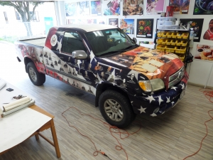 truck wrap full truck wrap