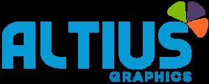 altius graphics logo houston texas