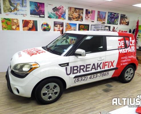 vehicle graphic car graphic fleet wrap car wrap