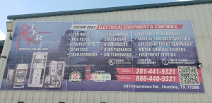 facility signs - signage for business